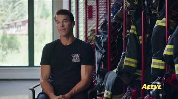 Aleve TV Spot, \'Firefighter\'