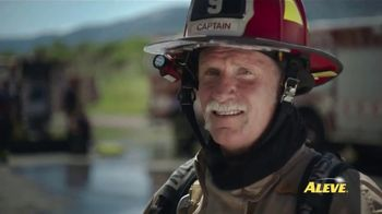 Aleve TV Spot, 'Firefighter' - Thumbnail 5