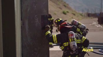 Aleve TV Spot, 'Firefighter' - Thumbnail 6