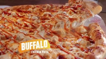 CiCi's Pizza TV Spot, 'Grab Wings by the Slice'