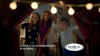 Lyrica TV Spot, 'Babysitter' - Thumbnail 9