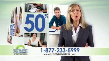 United Debt Counselors TV Spot, 'Urgent Message' - Thumbnail 4