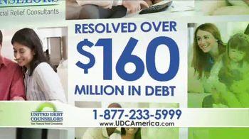 United Debt Counselors TV Spot, 'Urgent Message' - Thumbnail 6