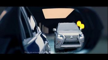 Lexus Golden Opportunity Sales Event TV Spot, 'Technology: 2017 GX 460' [T2] - Thumbnail 7