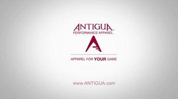 Antigua Performance Apparel TV Spot, 'Before the Game' - Thumbnail 9