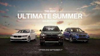 BMW Ultimate Summer Sales Event TV Spot, 'Perfect Sense: 2017 X5 sDRIVE35i' [T2] - Thumbnail 9