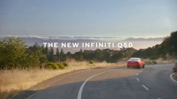 Infiniti Q50 TV Spot, 'Two of Me' Featuring Stephen Curry [T1] - Thumbnail 6