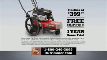 DR Trimmer Mower TV Spot, 'The Original Trimmer on Wheels' - Thumbnail 9
