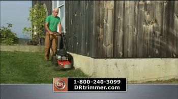 DR Trimmer Mower TV Spot, 'The Original Trimmer on Wheels'