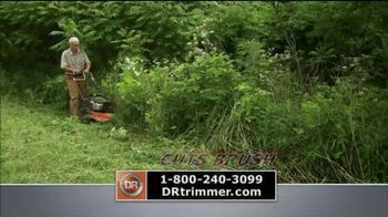 DR Trimmer Mower TV Spot, 'The Original Trimmer on Wheels' - Thumbnail 3