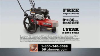 DR Trimmer Mower TV Spot, 'The Original Trimmer on Wheels' - Thumbnail 8