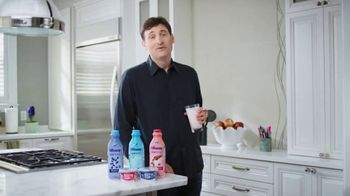 Lifeway Kefir TV Spot, \'The Man With the Probiotic Mantle\'