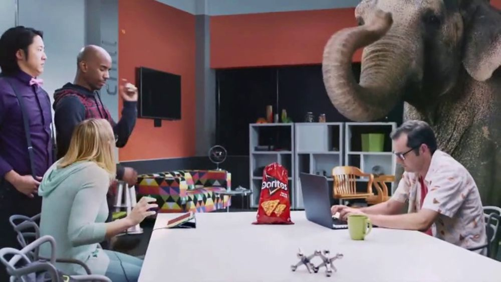 Doritos Tv Commercial 39 Elephant In The Room 39