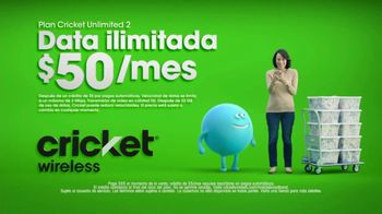 Cricket Wireless Unlimited 2 TV Spot, 'Más cupones' [Spanish] - Thumbnail 8