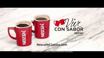 Nescafe Clásico TV Spot, '¡Descubre cómo Ricky vive con sabor!' [Spanish] - Thumbnail 9