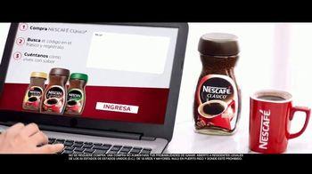 Nescafe Clásico TV Spot, '¡Descubre cómo Ricky vive con sabor!' [Spanish] - Thumbnail 8