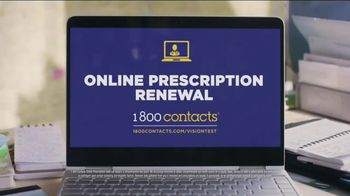 1-800 Contacts TV Spot, 'Skip the Appointment with Online Rx Renewal' - Thumbnail 9
