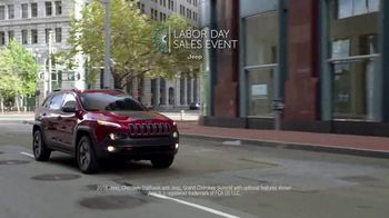 Jeep Labor Day Sales Event TV Spot, 'Adventure Ready' [T2] - Thumbnail 2