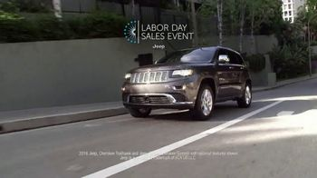 Jeep Labor Day Sales Event TV Spot, 'Adventure Ready' [T2] - Thumbnail 3