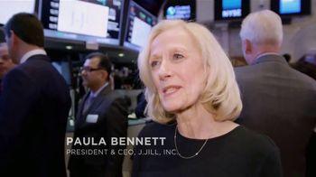 New York Stock Exchange (NYSE) TV Spot, 'J. Jill'