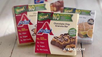 Atkins Chocolate Chip Granola Bar TV Spot, 'Atkins Effect' Ft Lauren Alaina - Thumbnail 9
