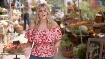 Atkins Chocolate Chip Granola Bar TV Spot, 'Atkins Effect' Ft Lauren Alaina - Thumbnail 6