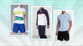 Tennis Warehouse Sitewide Apparel Sale TV Spot, 'Everyone Saves' - Thumbnail 3