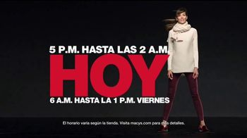 Macy's Black Friday Doorbusters TV Spot, 'Articulos de cocina' [Spanish] - Thumbnail 2