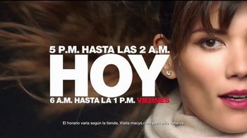 Macy's Black Friday Doorbusters TV Spot, 'Articulos de cocina' [Spanish] - Thumbnail 3