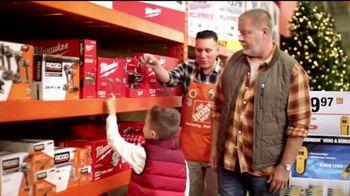 The Home Depot Black Friday Savings TV Spot, 'Herramienta' [Spanish]