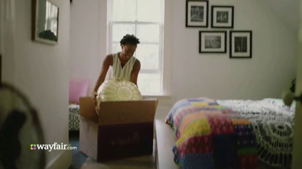 Wayfair Tv Commercial Holidays Done Is Fun Ispot Tv