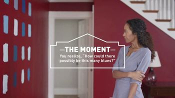 Lowe's Black Friday Deals Event TV Spot, 'Blues: Paint and Primers'