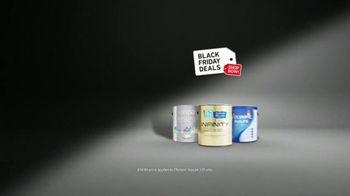Lowe's Black Friday Deals Event TV Spot, 'Blues: Paint and Primers' - Thumbnail 8