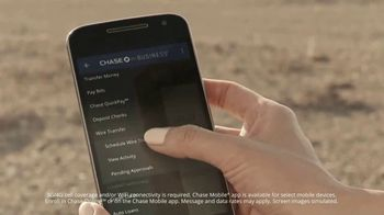 Chase Mobile App TV Spot, 'Death Valley Corn' - Thumbnail 6