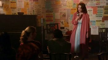 Amazon Prime Instant Video TV Spot, 'The Marvelous Mrs. Maisel: Isolated'