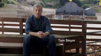 Tom Steyer TV Spot, 'Your Voice'