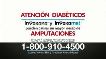 Avram Blair & Associates TV Spot, 'Amputaciones' [Spanish]