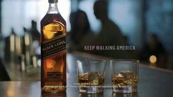 Johnnie Walker Black Label TV Spot, 'A Toast to All Americans, Old and New' - Thumbnail 8