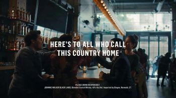 Johnnie Walker Black Label TV Spot, 'A Toast to All Americans, Old and New' - Thumbnail 7