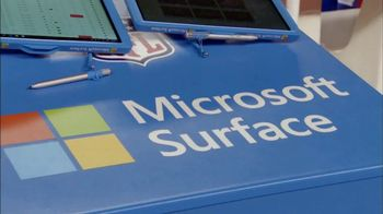 Microsoft Surface TV Spot, 'NFL Sidelines: Miami Replay' - Thumbnail 1