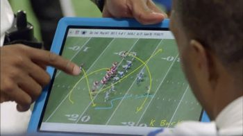 Microsoft Surface TV Spot, 'NFL Sidelines: Miami Replay' - Thumbnail 2