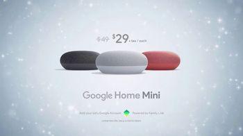 Google Home Mini TV Spot, 'Call Santa' - Thumbnail 10