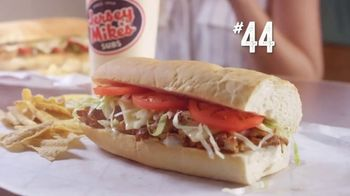 Jersey Mike's TV Spot, 'Feast Your Eyes' - Thumbnail 4
