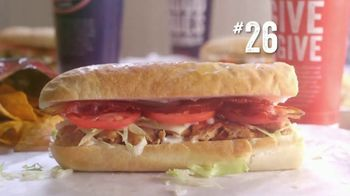 Jersey Mike's TV Spot, 'Feast Your Eyes' - Thumbnail 6