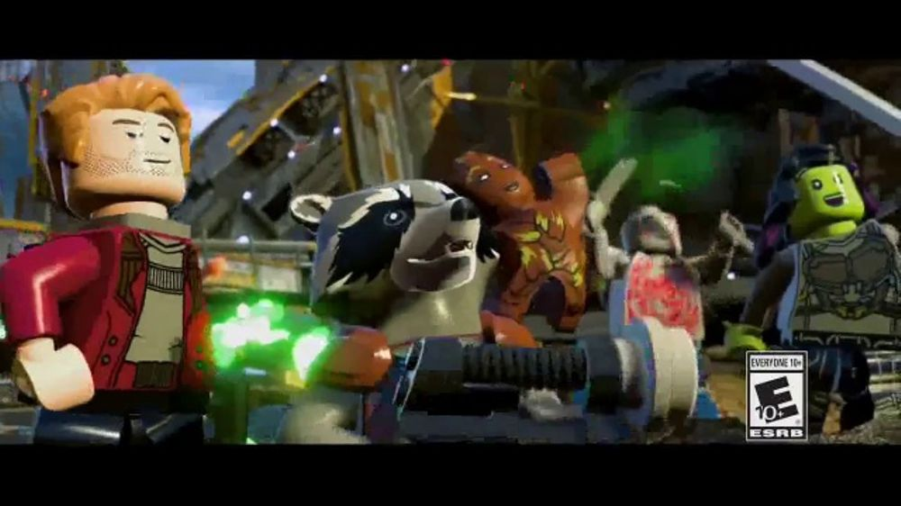 LEGO Marvel Super Heroes 2 TV Commercial, 'Calling All Heroes'