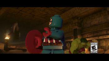 LEGO Marvel Super Heroes 2 TV Spot, 'Calling All Heroes' - Thumbnail 1
