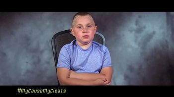 NFL My Cause My Cleats TV Spot, 'Combat Duchenne' Featuring Clay Matthews - Thumbnail 3