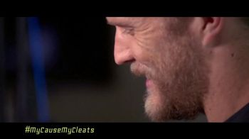 NFL My Cause My Cleats TV Spot, 'Combat Duchenne' Featuring Clay Matthews - Thumbnail 4