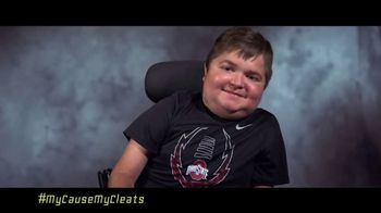 NFL My Cause My Cleats TV Spot, 'Combat Duchenne' Featuring Clay Matthews - Thumbnail 6
