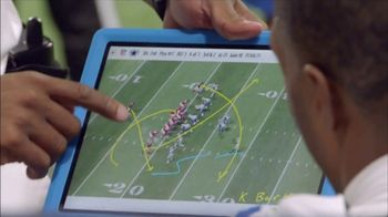 Microsoft Surface TV Spot, 'NFL Sidelines: Chiefs vs. Raiders' - 1 commercial airings